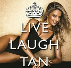 Get a head start on your summer tan & make a spray tan appointment…