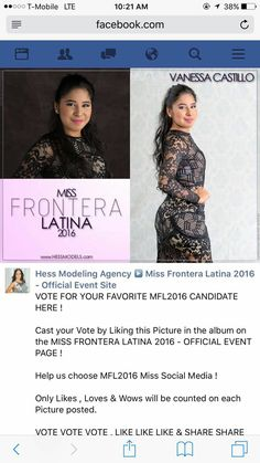 Vote for this beautiful young lady my pinterest friends like and share on the pic please. Thanks.