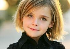 Addie has been begging for a haircut. She wants her hair short like Gwen. I think this would suit her.