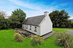 10 Corofin Cottages, Corofin, Co. Clare - House For Sale Timber Windows, Timber Door, Built In Pantry, Built In Storage, Pull Down Blinds, Clare House, Timber Staircase, Built In Dresser, Half Doors