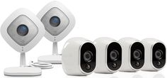 Indoor/Outdoor Wireless Security Camera Systems | Arlo by NETGEAR