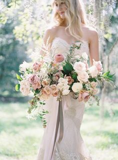 Mauve Wedding Inspiration in the Low Country