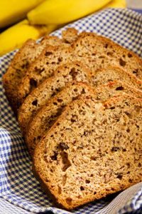 As it turns out, baking gluten free banana bread is much easier than you would think. Make a moist banana bread recipe that all will devour with this Best Banana Bread recipe from Namaste Foods. Make this healthy baking idea! Crock Pot Recipes, Crockpot Dessert Recipes, Crock Pot Desserts, Bread Recipes, Breakfast Recipes, Amish Recipes, 3 Banana Bread Recipe, Sugar Free Banana Bread, Healthy Banana Bread