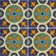 Mexican Tile - Alcora Mexican Tile