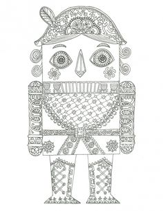 Relax and enjoy some down time this holiday season with these free Christmas coloring pages from www.kidspressmagazine.com!