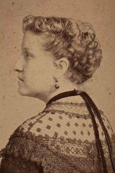 Isabel de Bragança e Orléans, condesa D'Eu e princesa Imperial do Brasil.