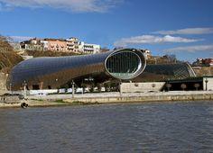 High Quality El Río Kura Forma Parte De La Vista Panorámica Desde Este Punto. Home Design Ideas