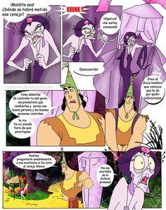 Comic-El diario de Giselle 72 by rebenke