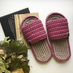 Crochet Sandals, Crochet Shoes, Crochet Slippers, Love Crochet, Diy And Crafts, Arts And Crafts, Rope Sandals, O Bag, Crochet Crafts