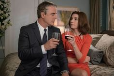"cool Say Goodbye zu ""The Good Wife"" mit dem Kostüm Designer-5 Denkwürdigsten Kleiderschrank Moments"