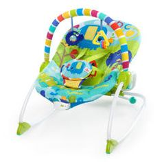 Bright Starts Infant to Toddler Rocker-Merry Sunshine