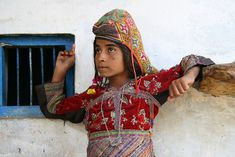 Asia - India / Gujarat - Rabari girl by RURO photography, via Flickr