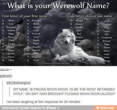 I would be white beast