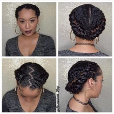 468 Best Braids And Protective Styles Images In 2019 Natural