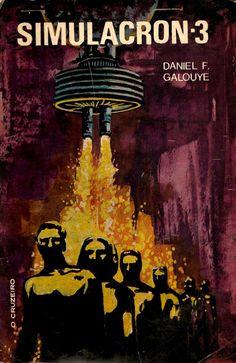 A exata edição que tenho , 1968 . Coleção Galaxia 2000 . Você é Fã de Matrix? Precisa ler esse livro. Boa parte das elucubrações do Brodhers parti daí . Bebe da fonte ! Vai curtir