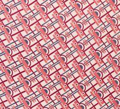 Soviet fabric pattern, c. Textiles, Textile Patterns, Textile Design, Soviet Art, Pattern Illustration, Surface Pattern Design, Vintage Patterns, Creative Inspiration, Printing On Fabric