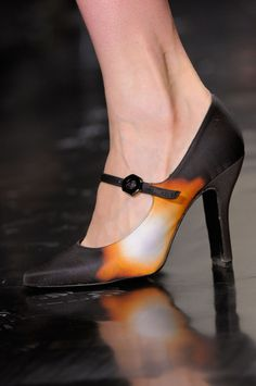 Carven Fall 2013 | Behold: 80 of the Best Shoes From PFW's Fall 2013 Runways | POPSUGAR Fashion