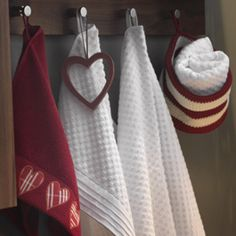 towels for christmas sauna by Pentik