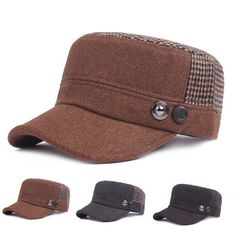 d3cb82f3bb5a1 Description  Material  Fur Weight  Pattern  Solid Gender  Men Type  Flat Cap  Occasion  Casual Features  Adjustable Color  Black