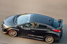 Honda Civic Type R 2015 roof