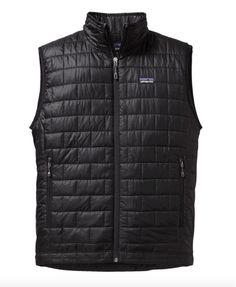 Patagonia Men's Nano Puff® Vest - Black