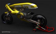 Vehicle Art by Igarashi Design