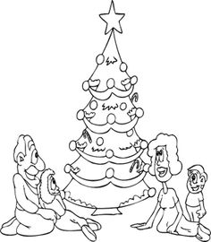 40 Best Tree images | Tree coloring page, Coloring pages ...
