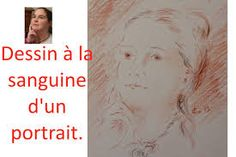 """Résultat de recherche d'images pour """"portrait sanguine femme"""""""