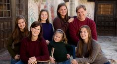 Coordinated Clothing for Family Portraits   Family Portrait Clothing