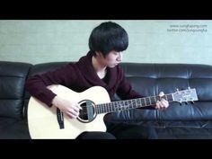 (Hisaishi Joe) Totoro Theme - Sungha Jung - YouTube