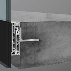 PCA - CONSTRUCTIVE APPLICATIONS Glass Balcony Railing, Railings, Staircases, Facade, Door Handles, Window, Doors, Home Decor, Tools