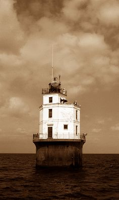 Smith Point Lighthouse in VA.