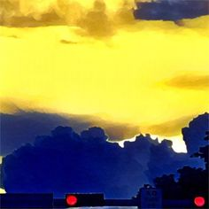 #sunset #nature #naturelovers #prisma #painting #textures #streetlights #clouds #skypainters #urbanphotography #streetphoto #urban