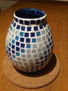 Mosaic #vase #mosaic #art