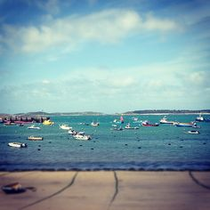 St. Mary's harbor, Isles of Scilly