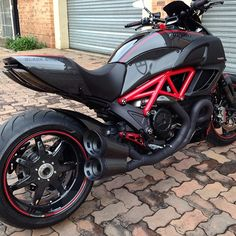 Ducati Diavel Carbon - Tudor Edition by RACE! ...... Now with Carbon BST Wheels . #Padgram