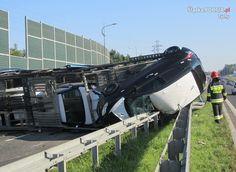 Pijany kierowca ciężarówki zablokował DK-1 - Wiadomości - Komenda Miejska…