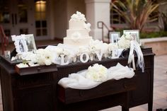Cathy & Brent's Serra Plaza Wedding | Photography: Chris & Kristen Photography | Planner: Once Upon a Time & Shannon Gall