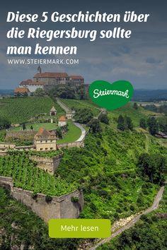 Imposant strahlt sie erhoben in der Landschaft: Die Riegersburg, erwähnt in einer Urkunde erstmals im Jahr 1138. Welche Geschichten man rund um diese beeindruckende Burg in der Steiermark kennen sollte, das haben wir uns genauer angesehen. Desktop Screenshot, Graz, Tours, Landscape, Knowledge