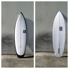 Christenson 5'10  single fin  interesting fin and tail