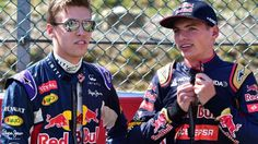Red Bull demote Daniil Kvyat after his calamitous Russian Grand Prix and replace him with Toro Rosso's 18-year-old Max Verstappen.