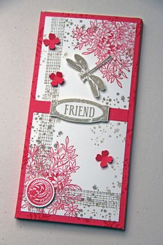 JV Papercrafts: chocolate box made with Stampin up awesomely Artistic,