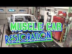Pink leather look car seat covers. Car Paint Diy, Diy Car, Mustang Restoration, Car Restoration, Auto Body Repair, Car Repair, Chevrolet Camaro 1969, Car Parts Decor, Triumph Tr3