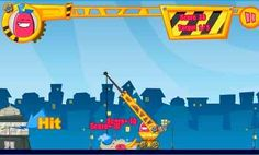 Play on the crane operator, free game for children http://veu.sk/index.php/hry/1030-demolacia-stante-sa-zeriavnikom.html #play #crane #operator #free #game #children