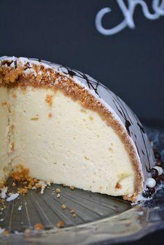 Upside Down Cheesecake 8