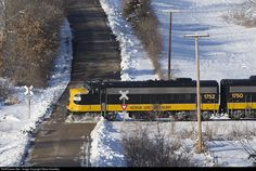 RailPictures.Net Photo: PREX 1752 Keokuk Junction Railway EMD FP9 at Glasford, Illinois by Steve Smedley
