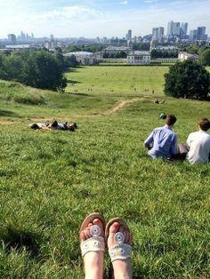 London from the Royal Observatory #LoveMyJacks