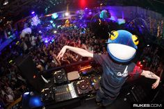 Deadmau5 would be amazing to see