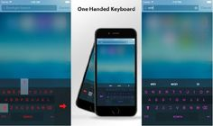 Check out One-Handed #Keyboard For #iPhone6/6 Plus http://tropicalpost.com/check-out-one-handed-keyboard-for-iphone-66-plus/ #app
