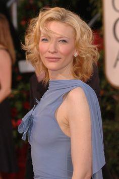 Photo Gallery of Golden Globe Dresses: Cate Blanchett Light Spring, Soft Summer, Spring Summer, Cate Blanchett, Elizabeth Movie, Vogue, Golden Globes, Summer Colors, Celebs